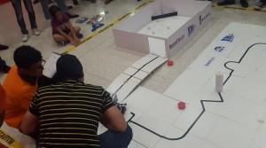 Reto de Rescate de la RoboCupJunior de Panamá