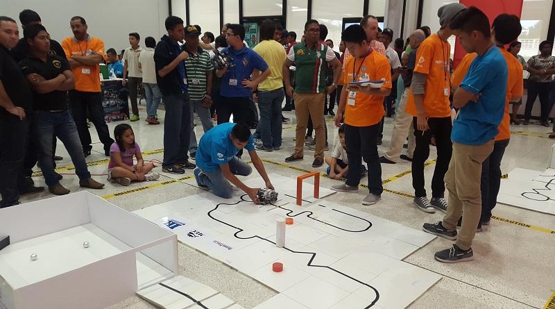 Reto Rescate de la RoboCupJunior Panamá