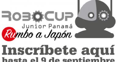 Inscripciones RCJ Panamá 2017